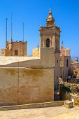 Gozo Cathedral Back