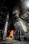 pic of crusher  - interior thermal power plant coal crusher equipment - JPG