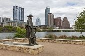 image of status  - Status of Stevie Ray Vaughan and Downtown Austin - JPG