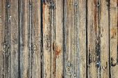 picture of baseboard  - Old Weathered Wood Fence - JPG