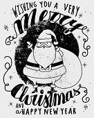 foto of letters to santa claus  - Santa Clause Greeting  - JPG