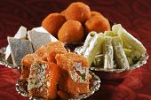 stock photo of laddu  - Close - JPG