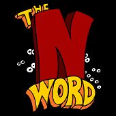 foto of taboo  - An image of a taboo N word - JPG