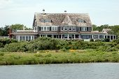 Luxurious New England Summer Home poster