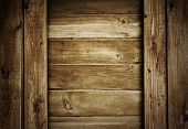 old wood boards, vintage background