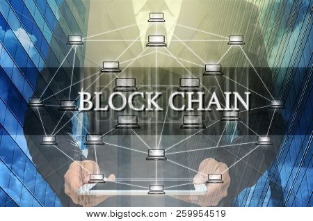 Block Chain Text And Distributed