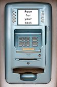 stock photo of automatic teller machine  - atm  - JPG