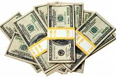 picture of ten thousand dollars  - Money Money Money - JPG