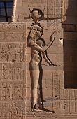 stock photo of ptolemaic  - Egyptian goddess Isis - JPG