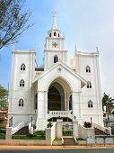 foto of santhome  - Church in Ernakulam - JPG
