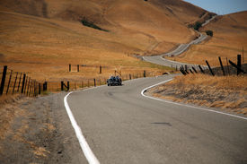 stock photo of long winding road  -  a Long and Winding Road   - JPG