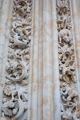 Low Relief In Salamanca