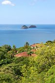 image of papagayo  - Beautiful Pacific Ocean view - JPG