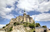 pic of michel  - Abbey of Mont Saint Michel - JPG