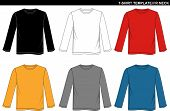 image of t-shirt red  - t - JPG
