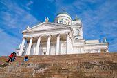 stock photo of senators  - Helsinki - JPG