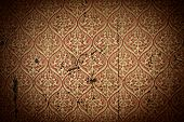 pic of linoleum  - Linoleum Wall Scratched Material Background Texture Concept - JPG