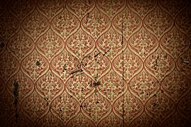 picture of linoleum  - Linoleum Wall Scratched Material Background Texture Concept - JPG