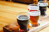 Craft Beer Flight poster