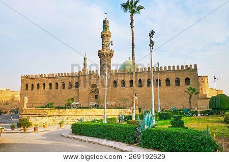 The Medieval Alnasir Muhammad Mosque