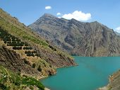 picture of tehran  - Karaj Lake  - JPG