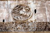 Details Of The Triumphal Arch Of Constantine