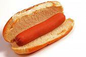 stock photo of bbq food  - hot dogs - JPG