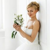 picture of floral bouquet  - Wedding - JPG