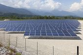 picture of home addition  - Photovoltaic Solar Power Plant  - JPG
