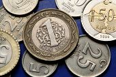 pic of turkish lira  - Coins of Turkey - JPG