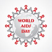 picture of hiv  - World Aids Day  - JPG