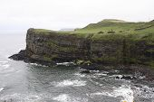 picture of cliffs moher  - Cliffs of Moher, West Coast of Ireland ** Note: Soft Focus at 100%, best at smaller sizes - JPG