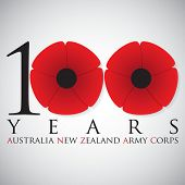stock photo of army  - ANZAC  - JPG