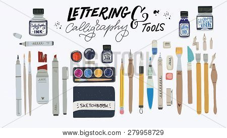 Huge Set Of Tools For