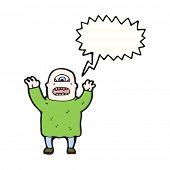 stock photo of ogre  - ogre cartoon - JPG