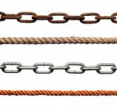 Chain Rope Connection Slavery Strenght Link poster