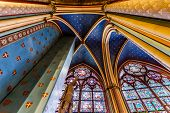 stock photo of notre dame  - Notre Dame de Paris Cathedral in France - JPG