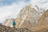picture of skardu  - Hiking in the Karakorum Mountains in Northern Pakistan - JPG