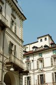 stock photo of torino  - torino a very beautiful town in italy - JPG