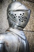 picture of breastplate  - Spanish military armor - JPG