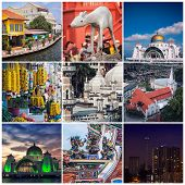 stock photo of malacca  - Set of photos of Malaysia  - JPG