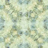 foto of impressionist  - Abstract marbled paper texture with seamless pattern - JPG