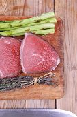 picture of peppercorns  - prime fillet meat  - JPG