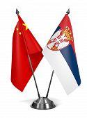image of serbia  - China and Serbia  - JPG