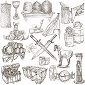 pic of freehand drawing  - OBJECTS  - JPG