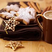 Gingerbread and Coffee