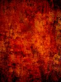 red old bloody surface, grunge background