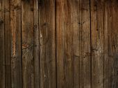 Old wooden texture, background