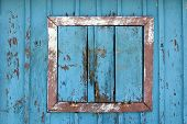 Old Boarded Window poster