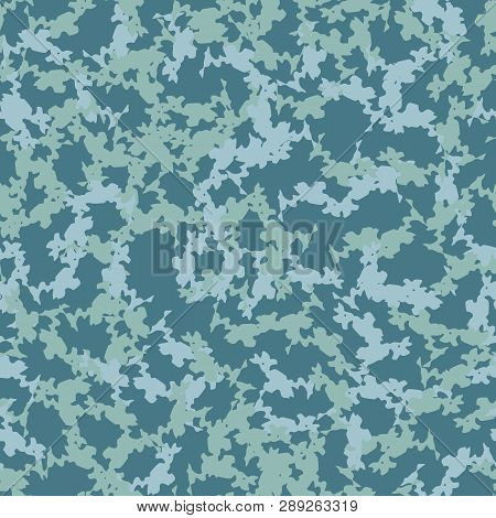 Marine Camouflage Of Various Shades